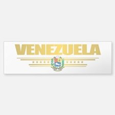 Flag of Venezuela Bumper Bumper Bumper Sticker