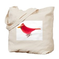 Big Red Bird Club Tote Bag