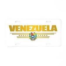 Venezuela COA Aluminum License Plate