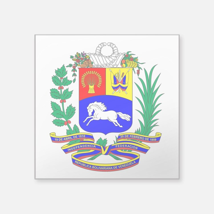 Venezuela COA Sticker