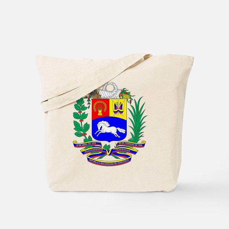 Venezuela COA Tote Bag