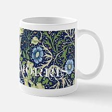 Blue Daises by William Morris Mug