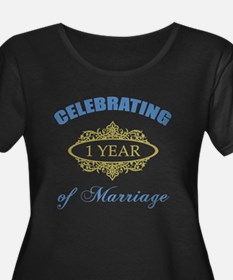 Celebrating 1 Year Of Marriage T