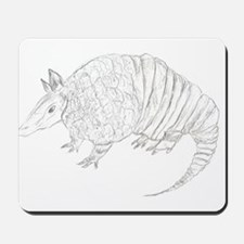 Armadillo Sketch....Original! Mousepad