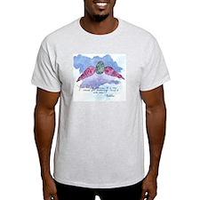 Inspirational water color painting original T-Shir