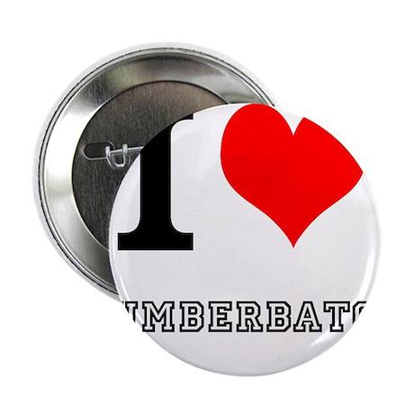 """I heart cumberbatch 2.25"""" Button"""