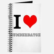 I heart cumberbatch Journal