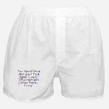 Mom Sells Drugs Boxer Shorts