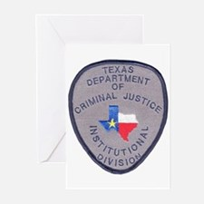 Texas Prison Greeting Cards (Pk of 10)