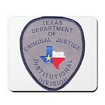 Texas Prison Mousepad