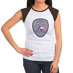 Texas Prison Women's Cap Sleeve T-Shirt