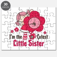 Cutest Little Sister Puzzle