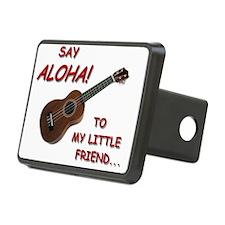 Say Aloha Hitch Cover