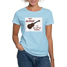 Say Aloha T-Shirt
