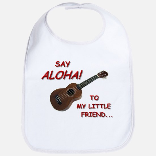 Say Aloha Bib