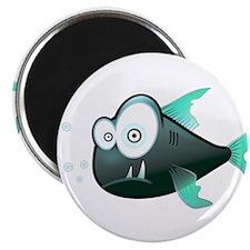 "Cartoon Fish 2.25"" Magnet (100 pack)"