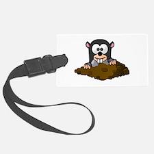 Cartoon Gopher Luggage Tag