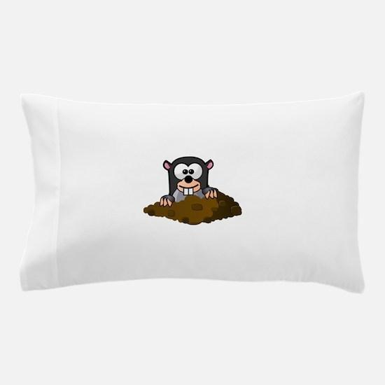 Cartoon Gopher Pillow Case