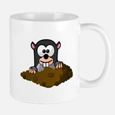 Cartoon Gopher Mug