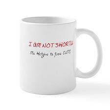 Short height aint a sign of worry Mug