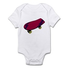 Skateboard Infant Bodysuit