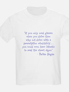 prescription windshield T-Shirt