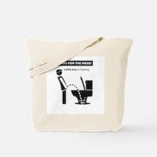 Lil' Piss'r  Tote Bag