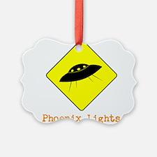 Phoenix Lights Ornament