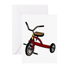 Tricycle Greeting Cards (Pk of 10)