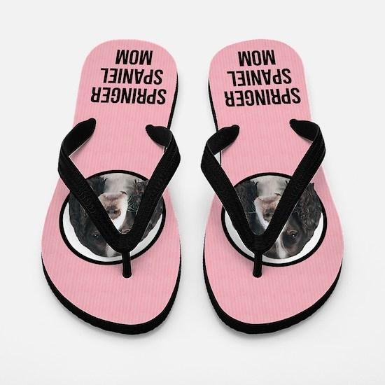 Springer Spaniel Mom Flip Flops