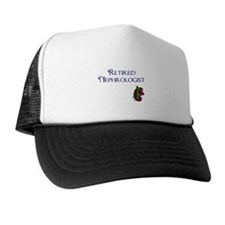 Retired Nephrologist 3 Trucker Hat