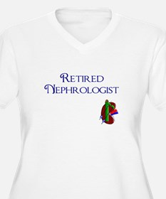 Retired Nephrologist 3 Plus Size T-Shirt