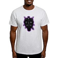 Unhinged Sanity Gas Mask T-Shirt