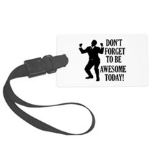 Funny Awesome designs Luggage Tag