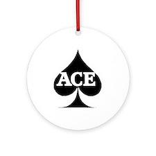 ACE.psd Ornament (Round)