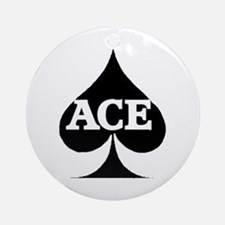 ACE.psd Ornament (Round)