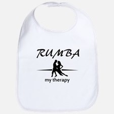 Rumba my therapy Bib