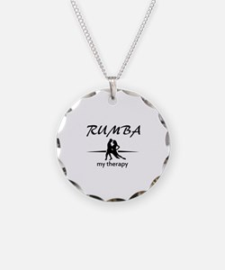 Rumba my therapy Necklace