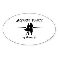 Square my therapy Decal