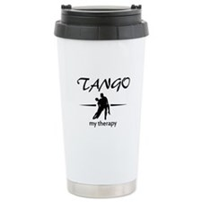 Tango my therapy Travel Mug