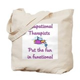 Occupational therapy Canvas Bags