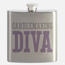 Candlemaking DIVA Flask