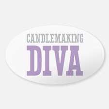 Candlemaking DIVA Decal