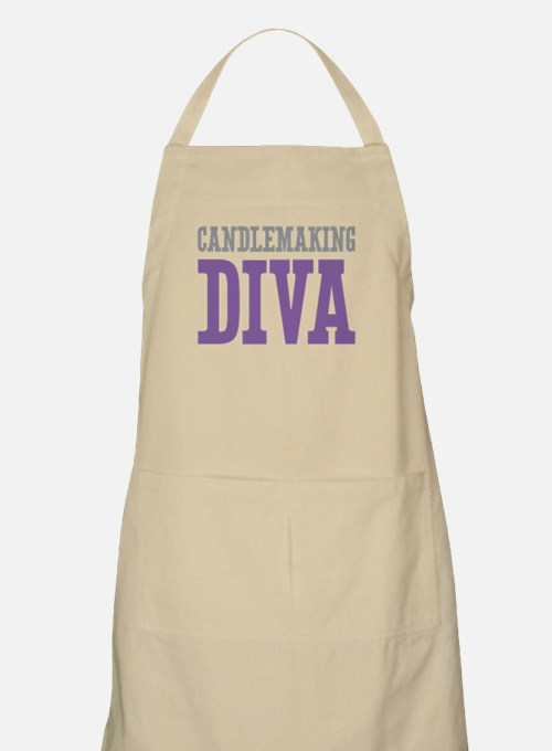 Candlemaking DIVA Apron