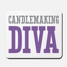 Candlemaking DIVA Mousepad
