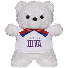 Capoeira DIVA Teddy Bear