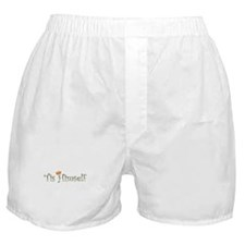 'Tis Himself' w/crown Boxer Shorts