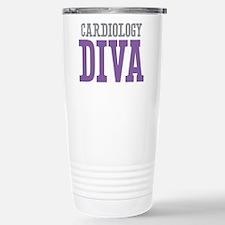Cardiology DIVA Stainless Steel Travel Mug