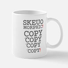 SKEUOMORPHIC - COPY OF A COPY! Small Mug