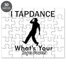 TapDance my superpower Puzzle